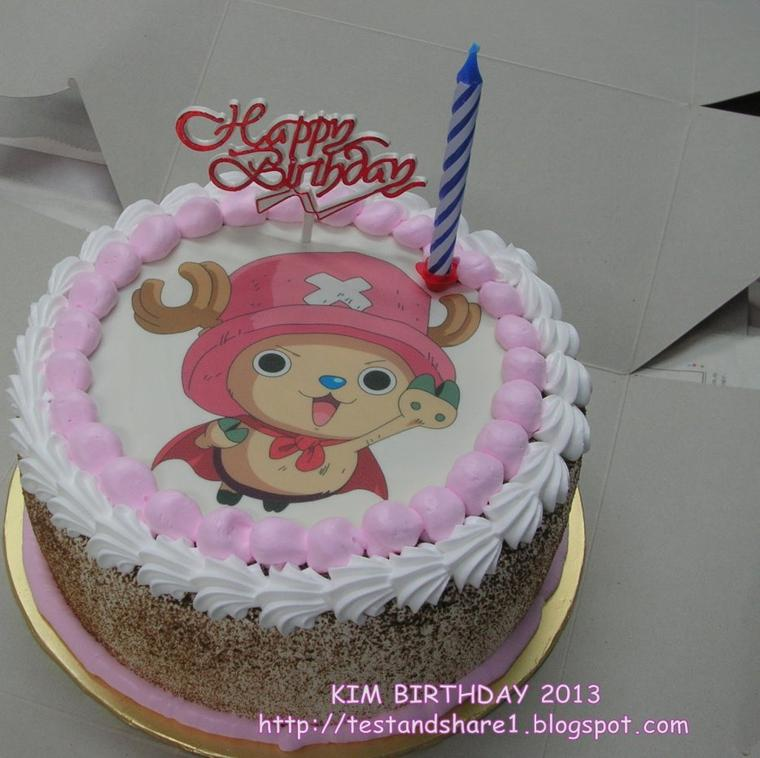 Happy Birthday Chopper Blog De Miss Panda Lawko