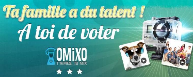 CONCOURS OMIXO: Vote pour tes vidéos préférées !