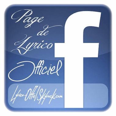 Page Facebook Officiel de Lyrico