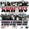 concert ako-dy  le vendredi 18 dec  a grigny 91  a  20H00