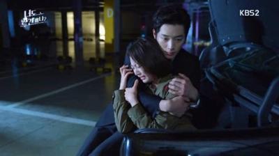 GANG SO BONG & NAM SHIN