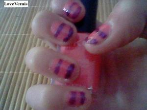 Article n°3 : Nail-Art abeille