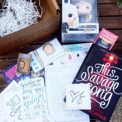 LA BOX LITTERAIRE (EXEMPLE DE LA BOX OWLCRATE)
