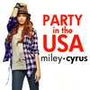 Illustration de 'MiiLEY CYRUS ___ Party in the USA'