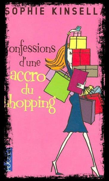 Confession d'un accro du shopping