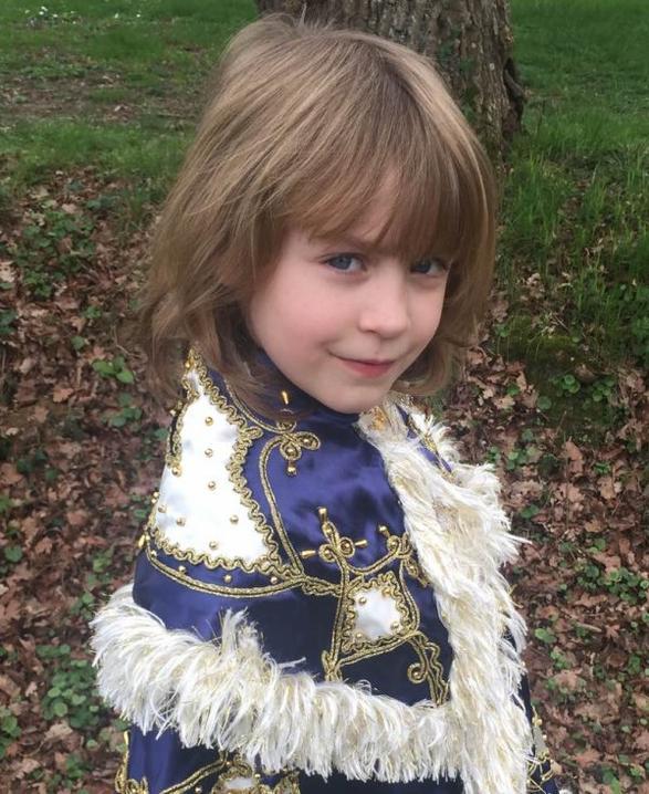 ... Lady Gaëlle, en réfférence a sa série préférée...
