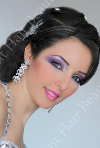 maquillage libanais 2011 - Coiffeuse Maquilleuse Mariage Lyon