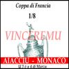 L'ACA recevra Monaco pour les 8ème de finale de la Coupe de France.
