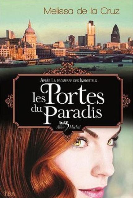 Les Vampires de Manhattan, T7 : Les portes du Paradis.