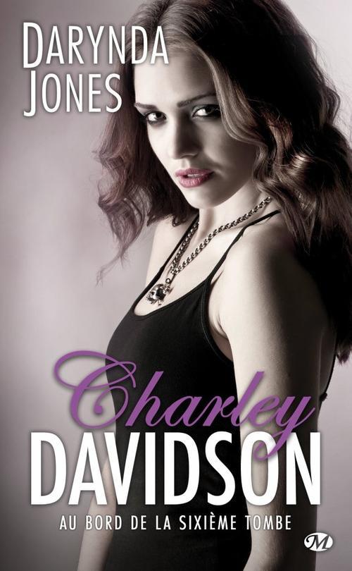 Charley Davidson, T6 : Au bord de la sixième tombe.