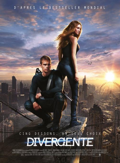 Divergente - Le film.