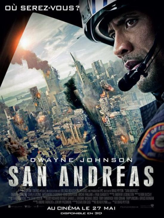 San Andreas 3D.
