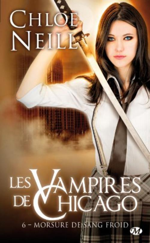 Les vampires de Chicago, Tome 6 : Morsure de sang froid.