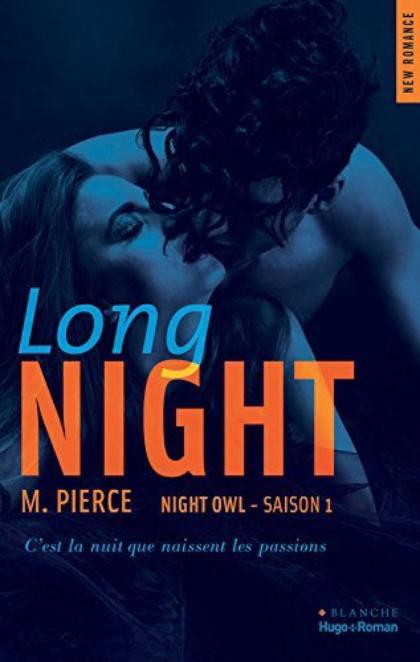 Night Owl, Saison 1 : Long Night.