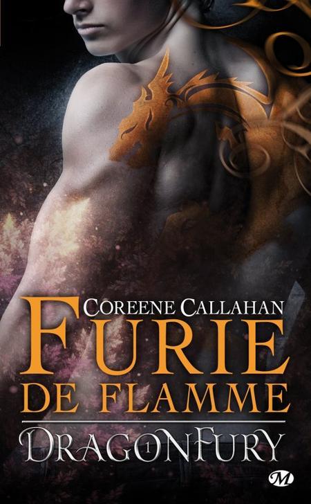 Dragonfury, Tome 1 : Furie de Flamme.