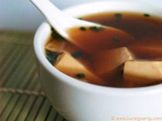 Article Nourriture ! : Soupe Miso