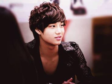 Article Membre preferé d'un groupe : Kai des EXO