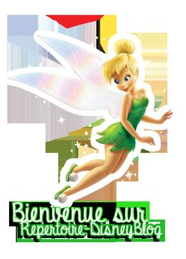 Bienvenue sur  Repertoire-DisneyBlog