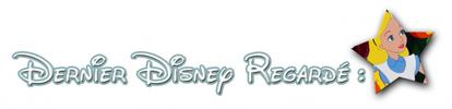 Mon blog Disney
