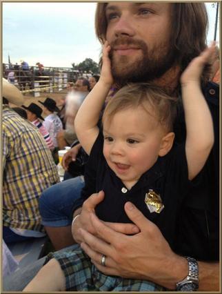 Jared Padalecki, un bébé en route