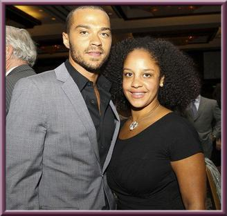 Une fille pour Jesse Williams