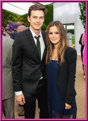 C'est une fille pour Rachel et Hayden