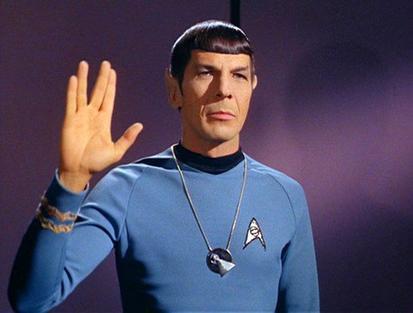 Au revoir M. Spock