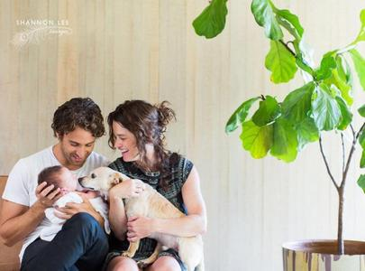 Surprise! Robin Tunney est maman