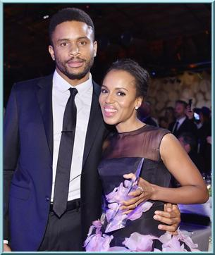 Kerry Washington, de nouveau maman