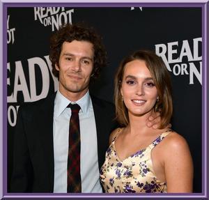 Adam Brody et Leighton Meester de nouveau parents