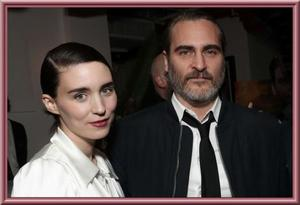 Rooney Mara et Joaquin Phoenix sont parents