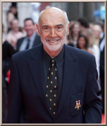 Sean Connery est décédé