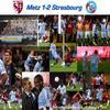 10ème journée de Ligue 1 Orange : Metz 1-2 Strasbourg