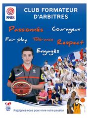 Labellisé « Ecole Française de Mini-Basket »
