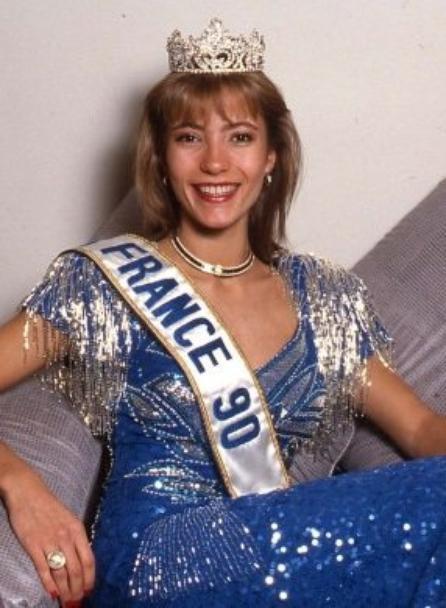 ga lle voiry miss france 1990 blog de miss france1920. Black Bedroom Furniture Sets. Home Design Ideas