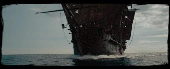 Chapitre 3: Une bousculade à Tortuga