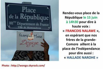 COMORES / MAYOTTE : L'affaire du vice-recteur devient politique