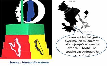 Fête de l'indépendance des Comores : le dialogue avec les mahorais