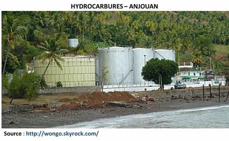 Comores / Anjouan : Le torchon brûle entre EDA et la société des hydrocarbures
