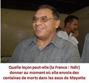 COMORES / Interview exclusive de l'ambassadeur de la Lybie à Moroni