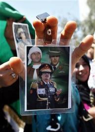 Libye: les forces loyales à Kadhafi ont repris Bir al-Ghanam