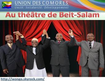 Comores /Discours du Chef de l'Etat à l'occasion de l'ouverture du Séminaire Gouvernemental