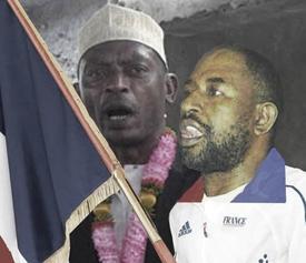 Comores, pays hôte des Jeux de la Cjsoi 2012 (de 7 entités dont Mayotte)