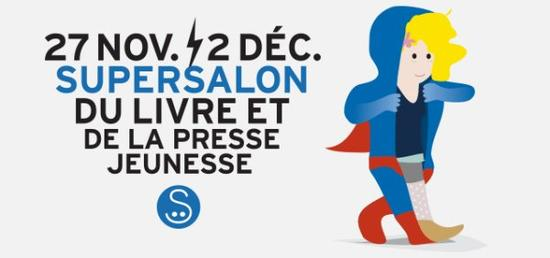 Salon du livre et de la presse jeunesse - Montreuil