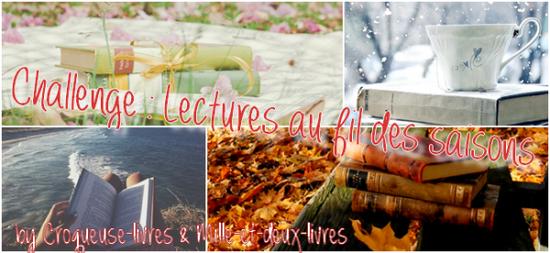 """Challenge """" Lectures au fil des saisons """""""