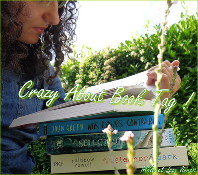 Crazy About Book Tag