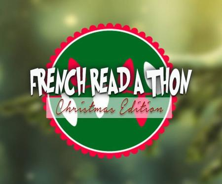 French Read-a-thon - Christmas édition 2015