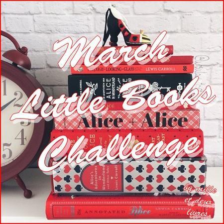 Challenge Livresque | March Little Books Challenge