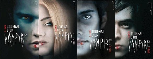 Vampires Diaries / Nightworld / Prémonitions