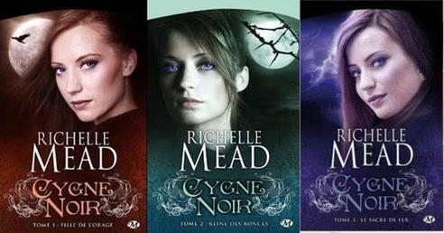 Cygne Noir /  Vampire Academy  / Succubus